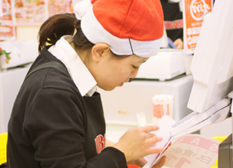 スーパーの青果部門でのお仕事。 1日2時間~短時間勤務OK。 ご希望の働き方をご相談ください。